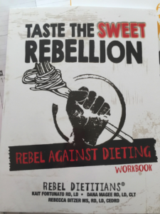 Taste the sweet rebellion